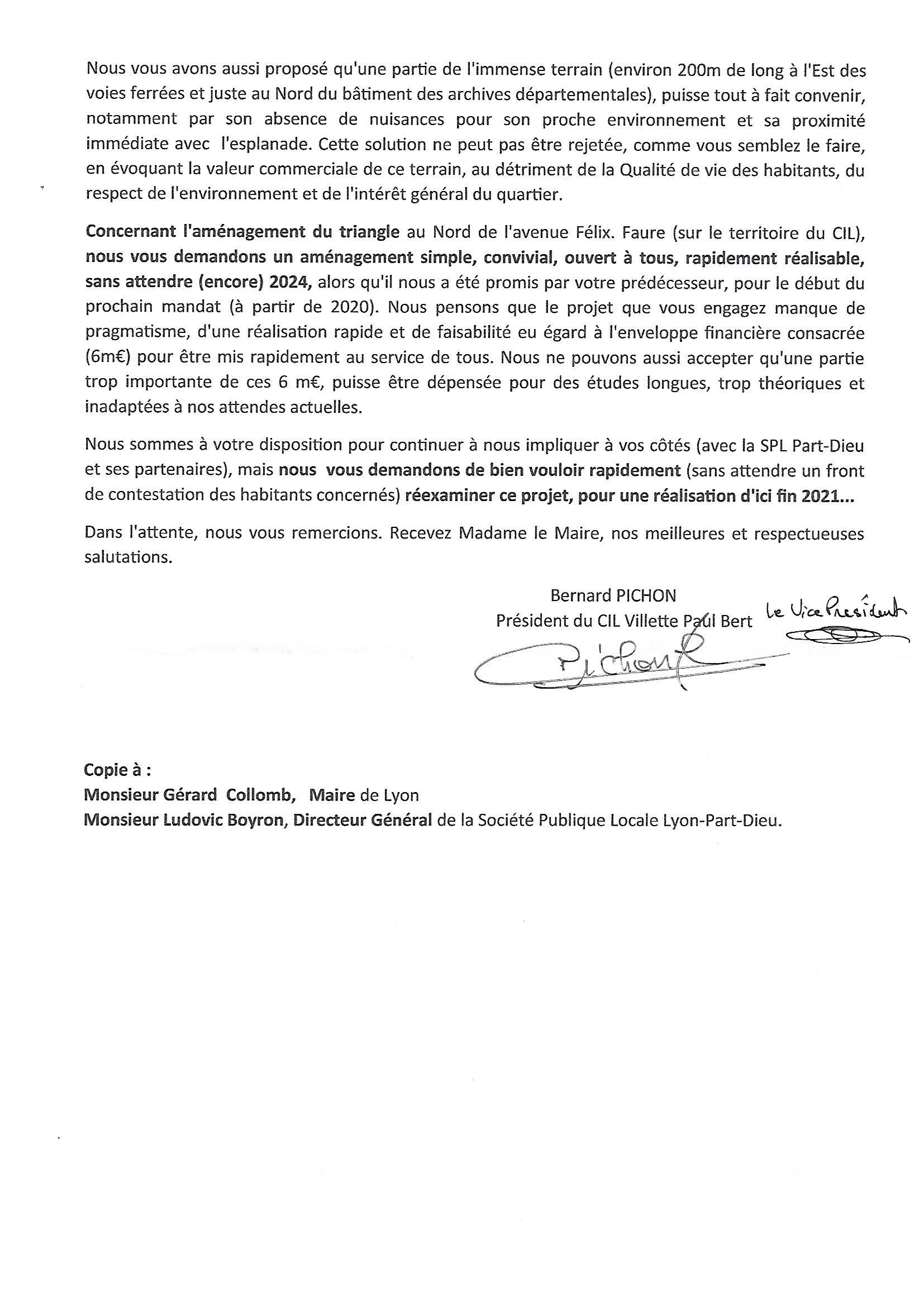 Courrier du CIL concertation projet Esplanade Nelson Mandela_0002